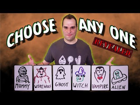 Best Halloween Mind Reading Trick You Ll Ever Learn Easy Mentalism Magic Tutorial By Spideyhypnosis Magic Tutorial Amazing Magic Tricks Mind Reading Tricks