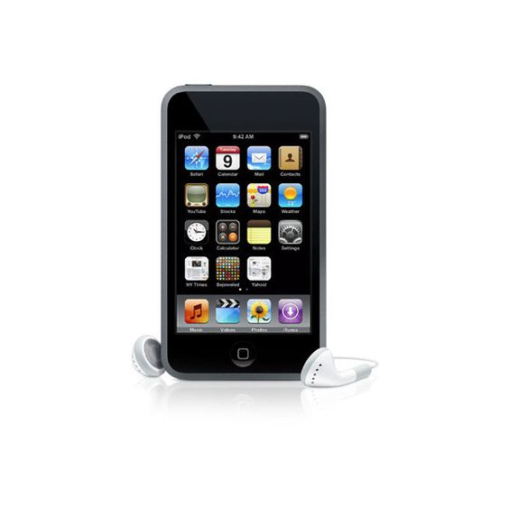 Apple iPod Touch (8GB) or Asus Eee (4G) ❤ liked on Polyvore featuring electronics, ipod, ipod touch, accessories and music