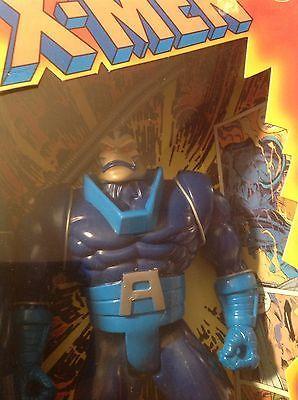 Marvel Comics x Men Apocalypse Toy Biz Deluxe Edition 1994 Evil Mutants | eBay