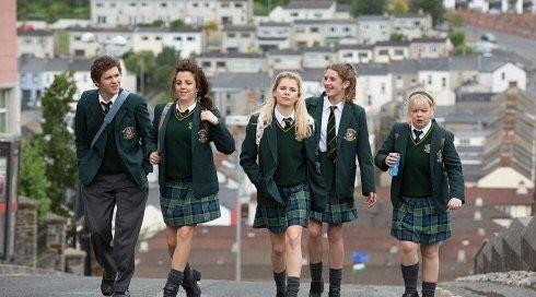 Pin Auf Derry Girls