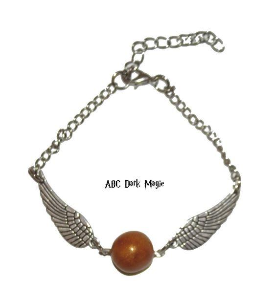 Bracelet vif d'or harry potter