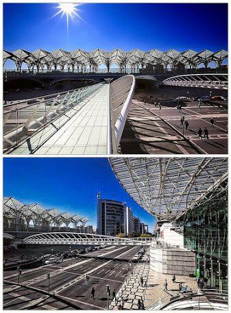Gare do Oriente [Parque das Nações] - Lisboa