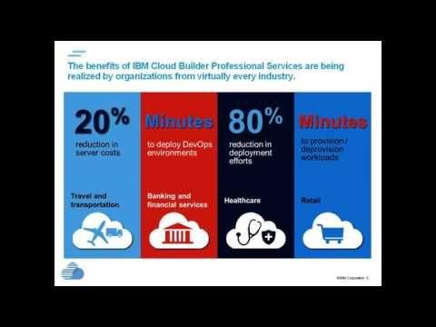 IBM Cloud Builder Professional Services Webcast