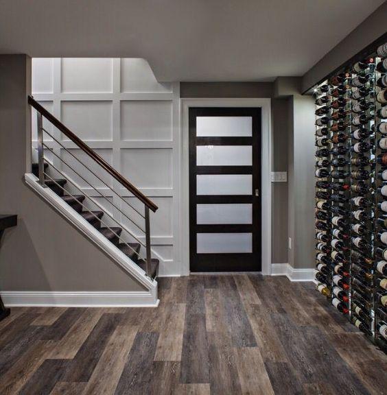 Small Basement Decorating Ideas: Follow The Yellow Brick Home