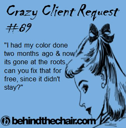 """""""My color disappeared...or the color  didn't last..."""" really?!?!?! I hear it all the time...?...welp...Hair ummm ...groowwsss..."""