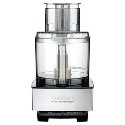 Cuisinart® Custom 14-Cup Food Processor - BedBathandBeyond.com