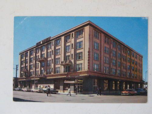 Rainbow Hotel Great Falls Montana Postcard A Ebay History Pinterest And Rainbows