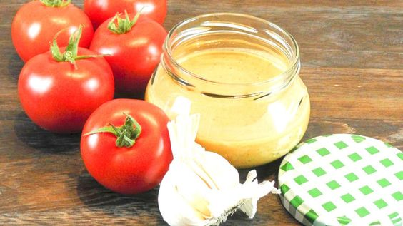 Tomatendressing Rezept on http://derbiokoch.de