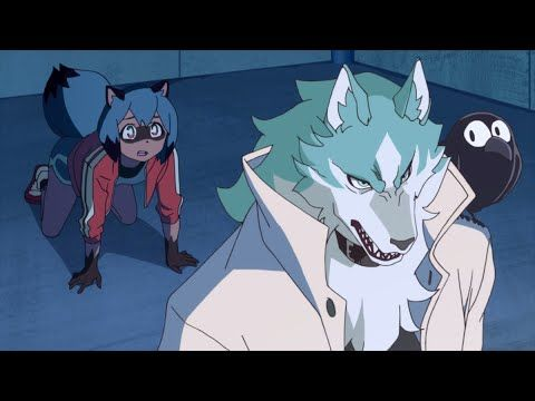 Bna Brand New Animal Amv The Wolf Youtube Anime Anime Characters Anthro Furry
