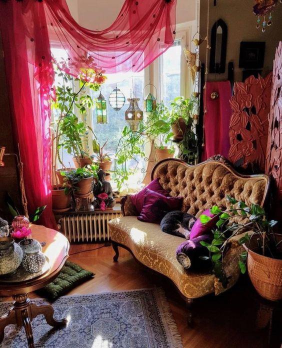 Cozy Boho Check out desigedecors.com to get more inspiration #interiordesign #cozyplace #rustic #homedecoration