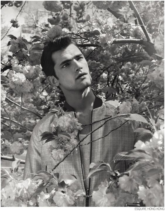 """Sean OPry in """"The Leading Man"""" by Daniel Goh for Esquire Hong Kong's October 2013 Issue"""