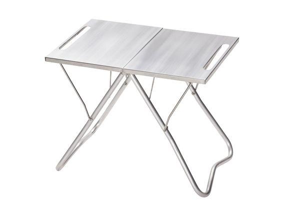 人気ブランドのおすすめキャンプテーブル14選!木製や軽量などシーンごとの選び方も解説