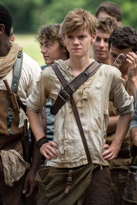 Newt - Le labyrinthe (The Maze Runner)