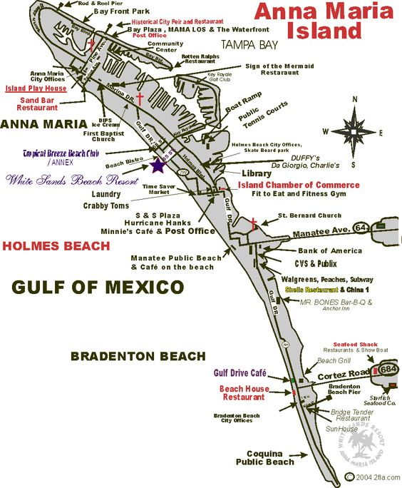 Holmes Beach Island Vacations