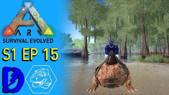 BEELZEBUFO TAMING! | Ark: Survival Evolved | S1E15 ( Gameplay )