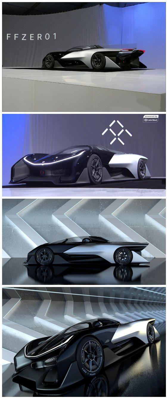 FFZERO 1 concept car: