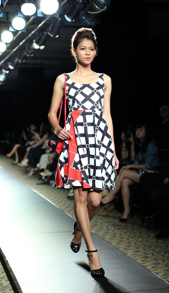 PIFW 2013 # Red Valentino Collection 1