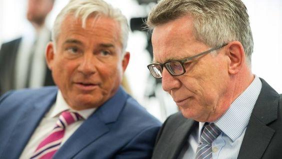 Die Unions-Innenminister von Bund und Ländern haben sich für ein teilweises…