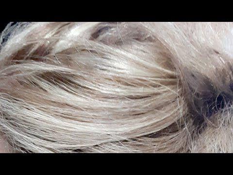 توحيد لون الشعر وتغطية الشيب بالألوان الفاتحة مع الميش Youtube In 2021