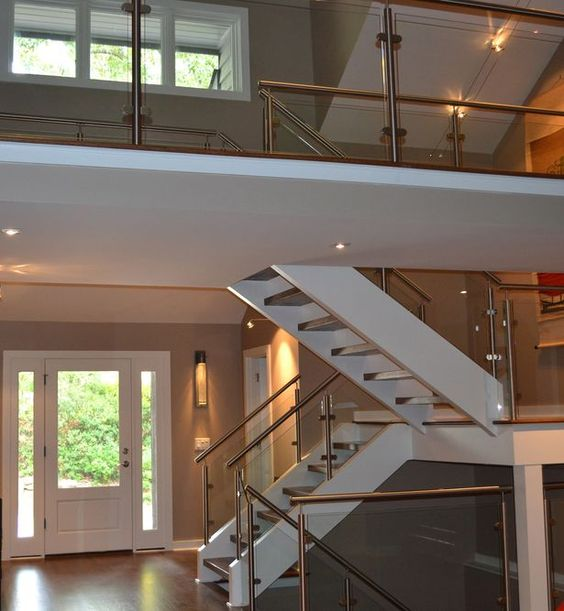 Sensational staircases for your home: Open-rise look