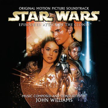 John Williams - Star Wars - Episode II : Attack Of The Clones (2002) - FLAC - http://cpasbien.pl/john-williams-star-wars-episode-ii-attack-of-the-clones-2002-flac/