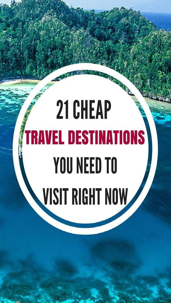 15 Ridiculously Cheap Travel Destinations For When You Re Broke Travel Cheap Destinations Cheap Travel Travel Europe Cheap