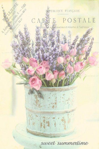 .flores antiguas