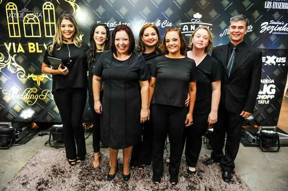 Equipe  Alcione Souza Assessoria e Cerimonial
