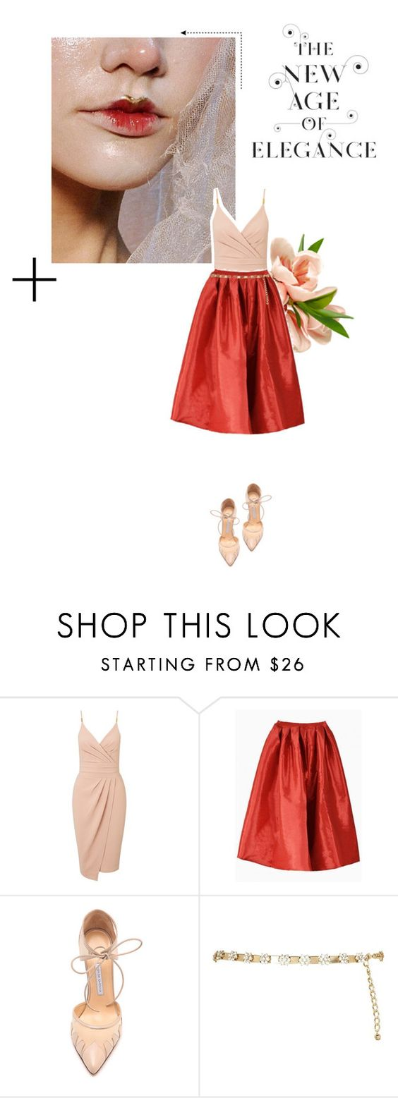 """96."" by frvvdom ❤ liked on Polyvore featuring Miss Selfridge, Bionda Castana and River Island"