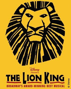 The Lion King El Musical de Broadway