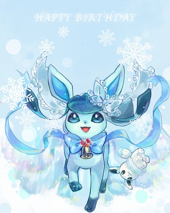 glaceon, pokemon, eevee plushie