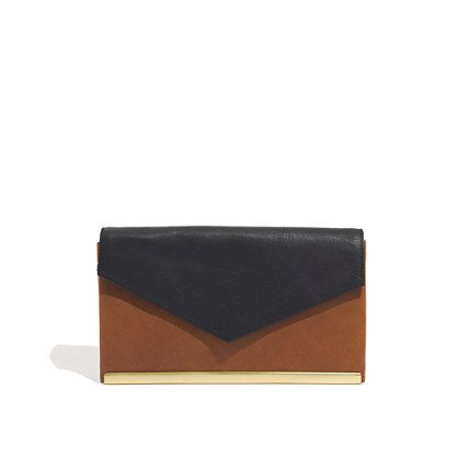 the clutch that works w/ any palette. perfect for travel!: Handbags Clutches Tote Bags, Bags Wallets, Eaton Clutch, Clutches Portemonnees, Bags Madewell, Clutches Women S, Bags Shoes