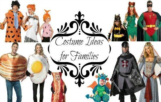 Halloween Family Costumes
