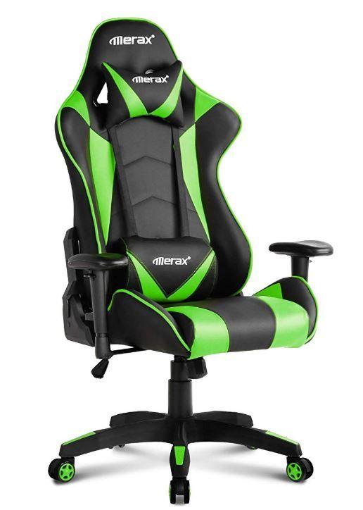 Merax Racing Gaming Chair 2020 In 2020 Racing Chair Gaming Chair Chair