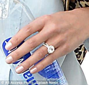 Jamie Chung Ring Carat 28 Images The Best Celebrity Engagement