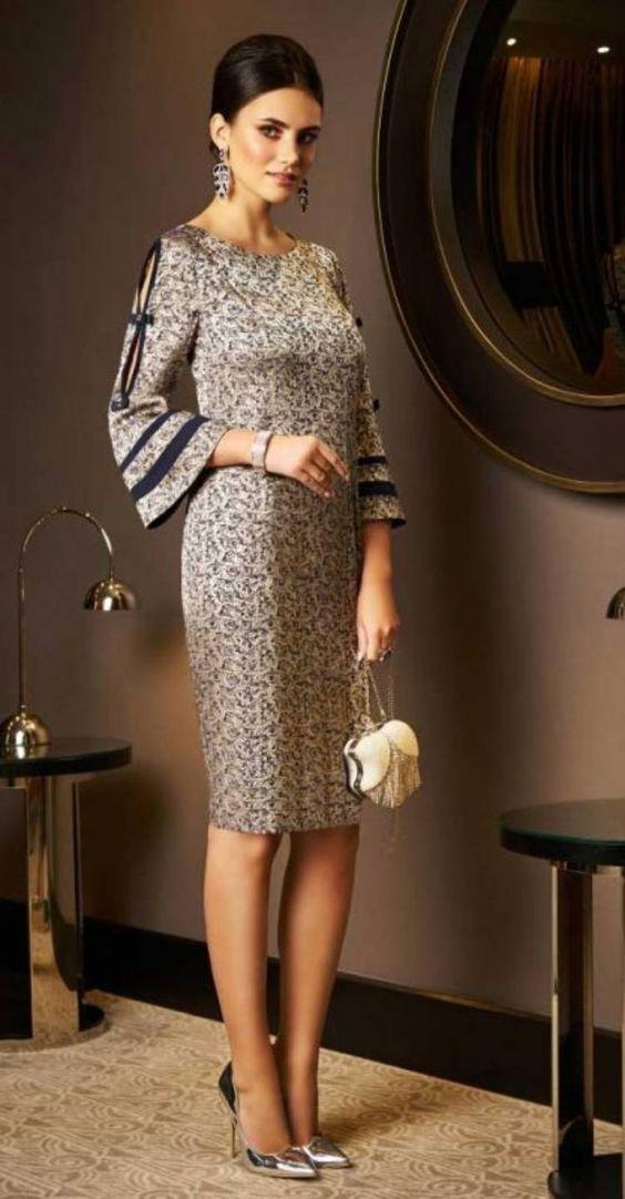 Vestidos Para Senhoras – 60 Fotos Para Você Conferir!
