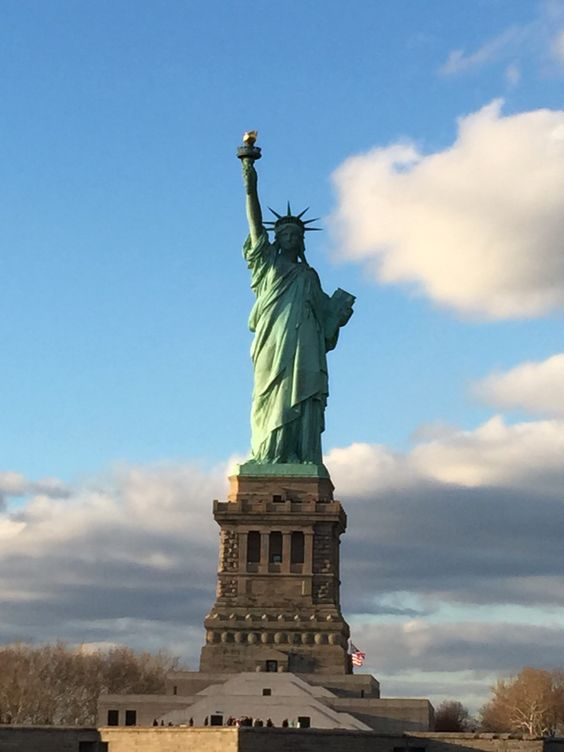 Downtown - Estatua da Liberdade!