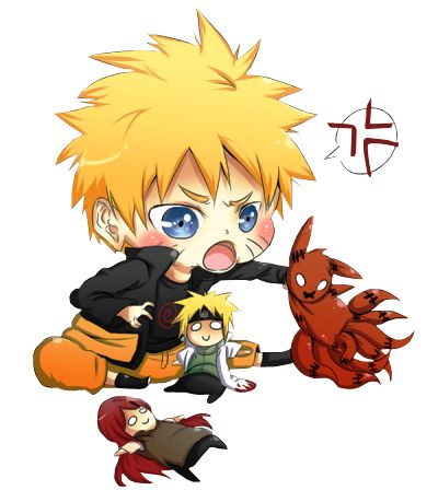 Chibi Naruto - app android Chibi picture wallpaper HD
