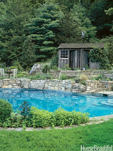 Pool Houses Beautiful And Swimming On Pinterest