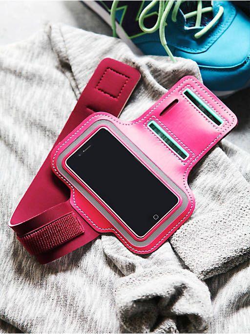 Free People Sport Armband, $18.00