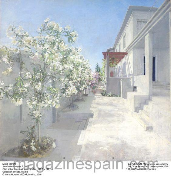 Realistas de Madrid en el Museo Thyssen-Bornemisza