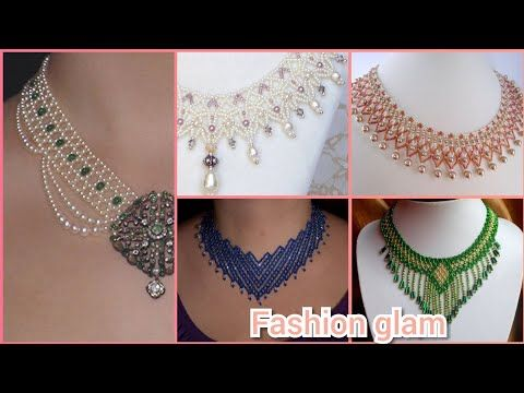 gorgeous nigerian beaded necklace pattern/statement necklace ...