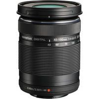Olympus   M.Zuiko Digital ED 40-150mm f/4.0-5.6 R Lens (Black)  - So much drama for getting this lens, end up paying $210 USD for it - shut up and take my money!