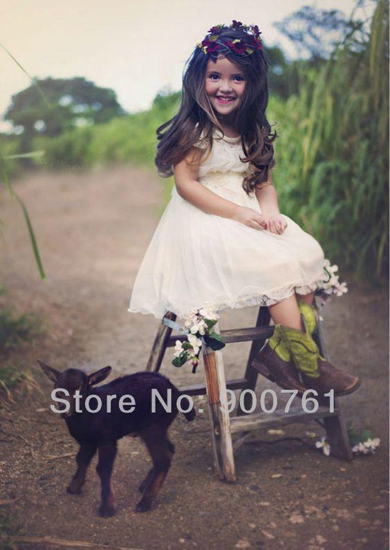 Vestido Infantil Festa,Daminha Renda Vestido  infant baby girls lace dress children kids girl  tutu dress US $11.99 - 13.99