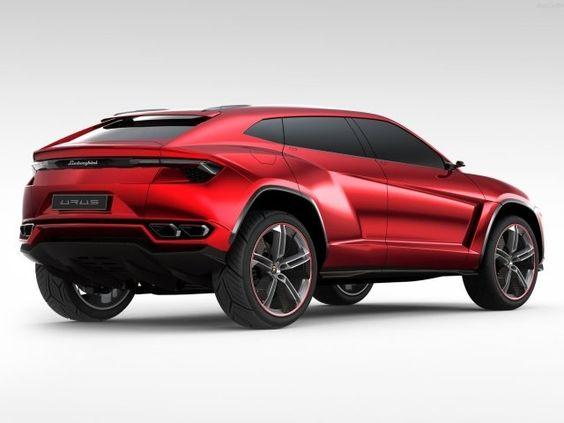 Lamborghini Urus: In Pictures!
