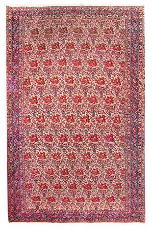 Teheran Seide 335 x 213 cm