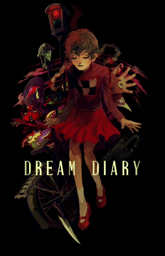 Dream Diary by KurkoBoltsi.deviantart.com on @deviantART