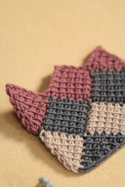 Interweave Crochet : ... Interweave Crochet Presents: Tunisian Crochet with Dora Ohrenstein