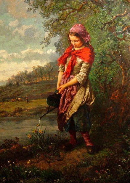 Henry Campotosto (1833 – 1910) – Pintor Belga_8