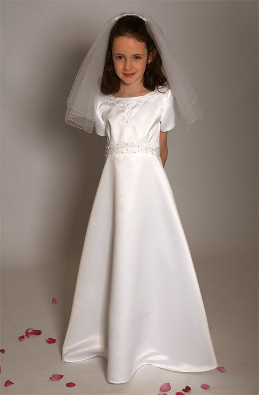confirmation dresses ireland short  Girl princess dress and First ...